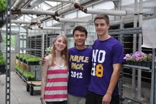 2012 Scholarship Winners at Westhill's Agriscience Center