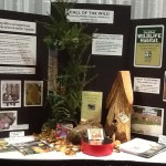 Maureen Carson - Educational Special Exhibit - Call of the Wild - First Place, Educational Top Exhibitor Award