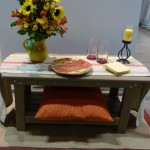 Maureen Carson - On The Porch - Functional Table for 2 - HM
